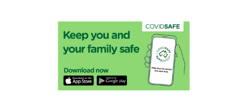 Download the COVIDSafe App Today
